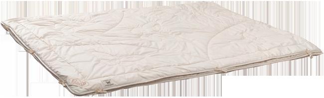 Mond-Art Kombidecke Sommer Decke Winter Schafwolle Baumwolle