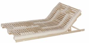MondArt GmbH-Schlafsysteme-Naturflex Bett Sitzhochstellung